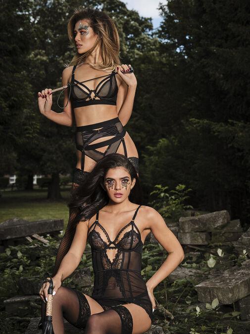 Alina Suspender Belt image number 4.0