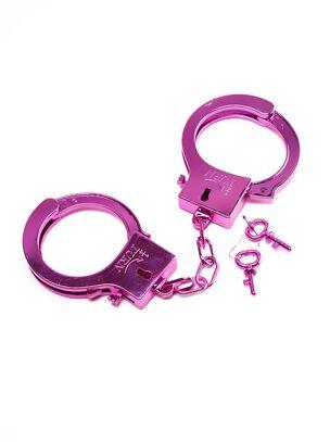 Pink Novelty Handcuffs