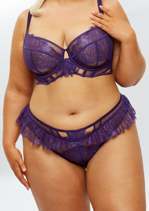 The Understated Fuller Bust Non Padded Bra image number 4.0
