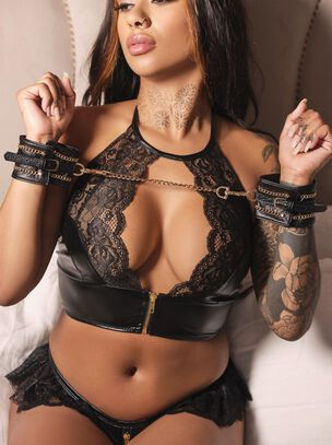 Fascino Chain Handcuffs