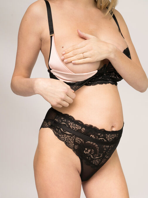 The Glorious Maternity & Nursing Non-Wired Bra image number 1.0