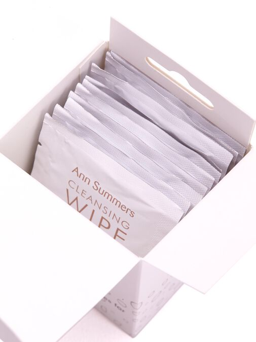 Buzz Fresh Cleansing Wipes 10 Pack image number 1.0