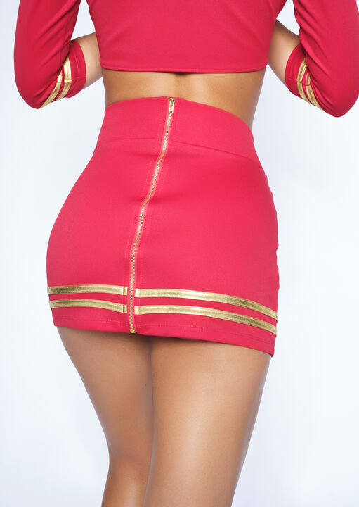 Sexy Air Hostess Outfit image number 8.0
