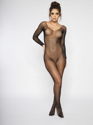 The Ambition Crotchless Bodystocking