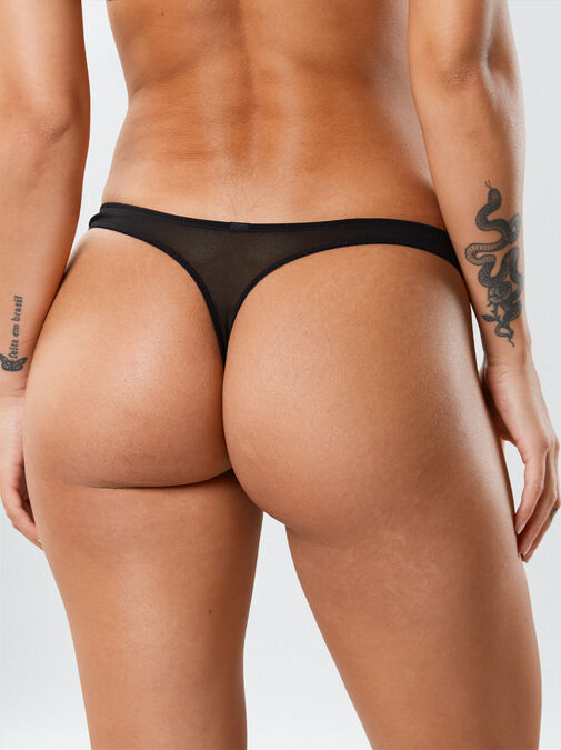 Timeless Affair Thong image number 1.0