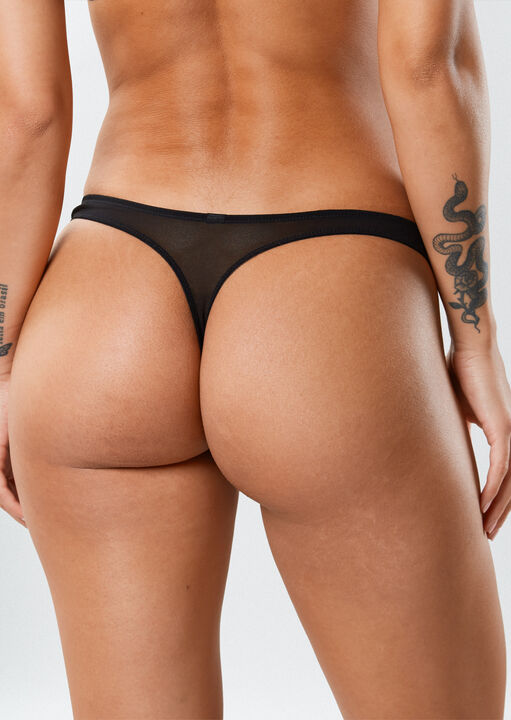 Timeless Affair Thong image number 2.0