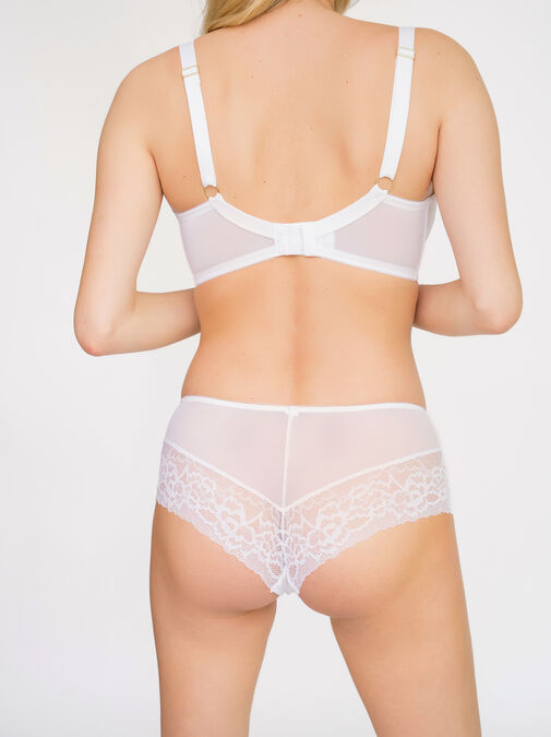 Sexy Lace Maternity & Nursing Flexi Wire Bra image number 3.0