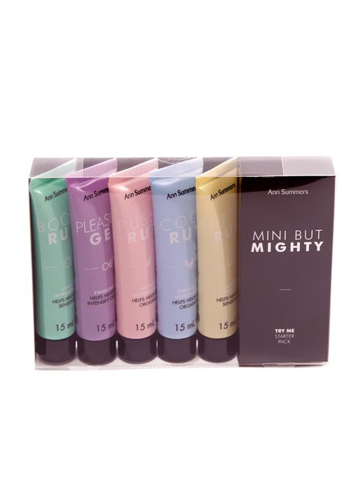 Mini But Mighty Foreplay Rubs Gift Set image number 0.0