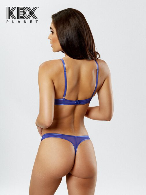 Knickerbox Planet -The Charmer Thong image number 4.0