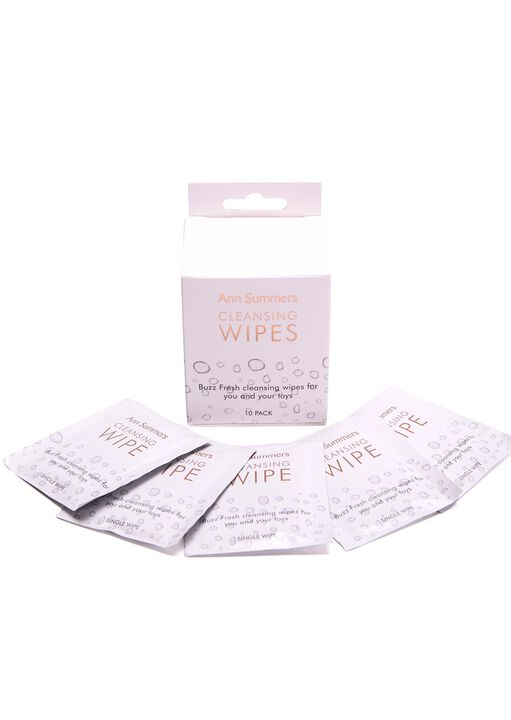 Buzz Fresh Cleansing Wipes 10 Pack image number 0.0