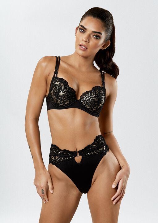 Fiercely Sexy HW Bikini Bottom  image number 2.0