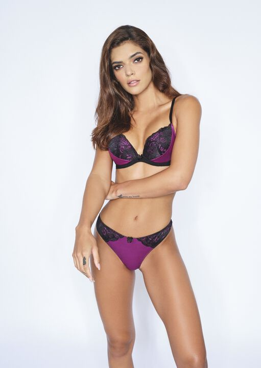 The Glorious Plunge Bra  image number 0.0