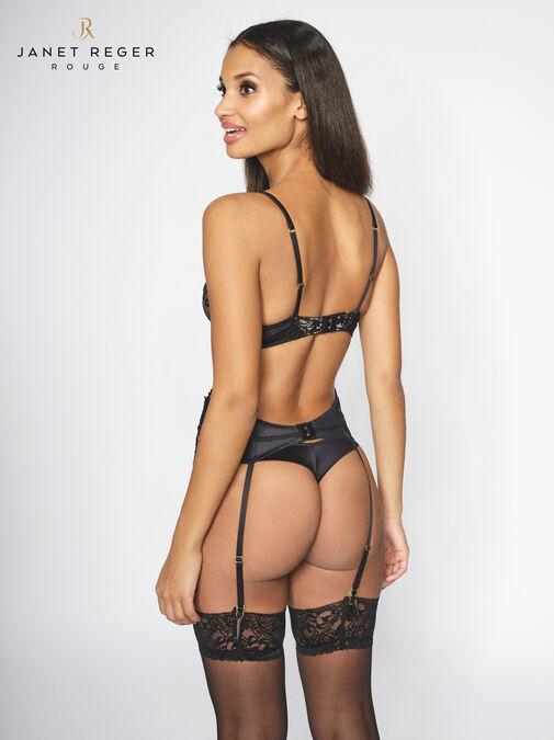 Janet Reger Irresistible Seduction Suspender Belt image number 3.0
