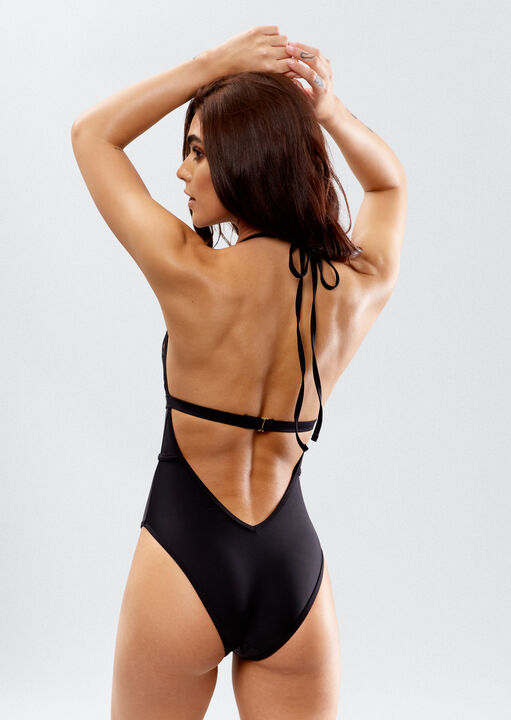 The Dark Heart Swimsuit image number 1.0