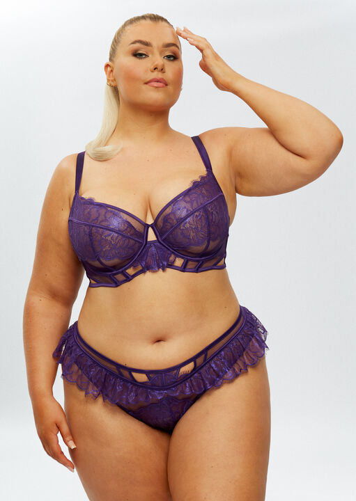 The Understated Fuller Bust Non Padded Bra image number 2.0