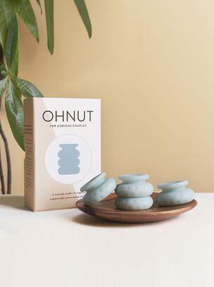 Ohnut Set of 4 Cockrings