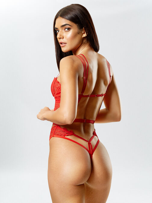 Raya Crotchless Body image number 1.0