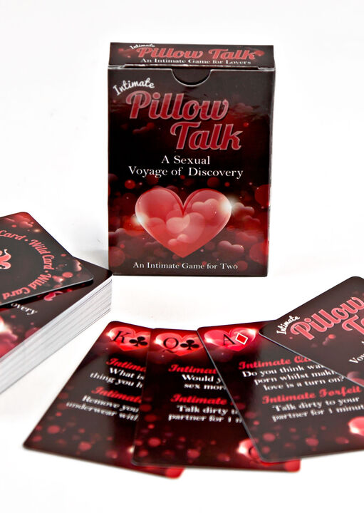 Pillow Talk Card Game image number 0.0