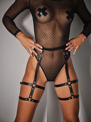 Leg Harness Suspenders