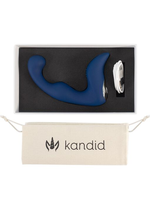 Kandid The Perky One Prostate Massager image number 3.0