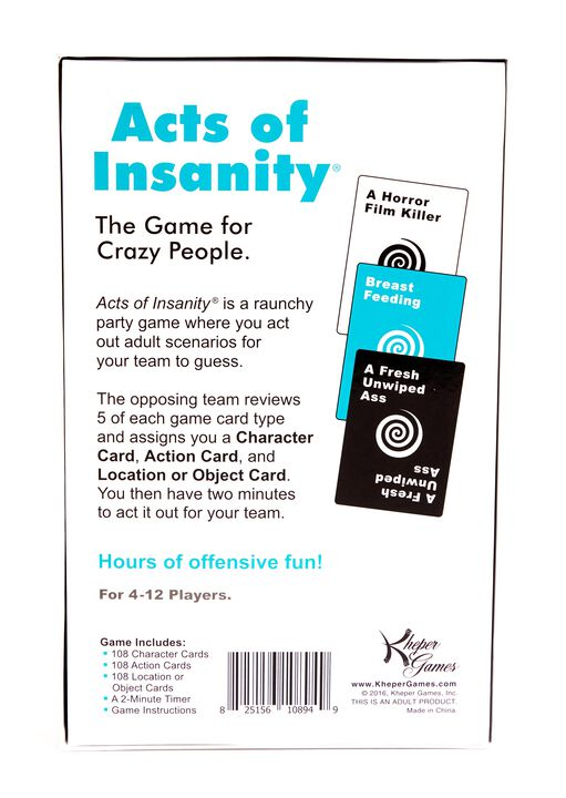 Acts of Insanity Game image number 7.0