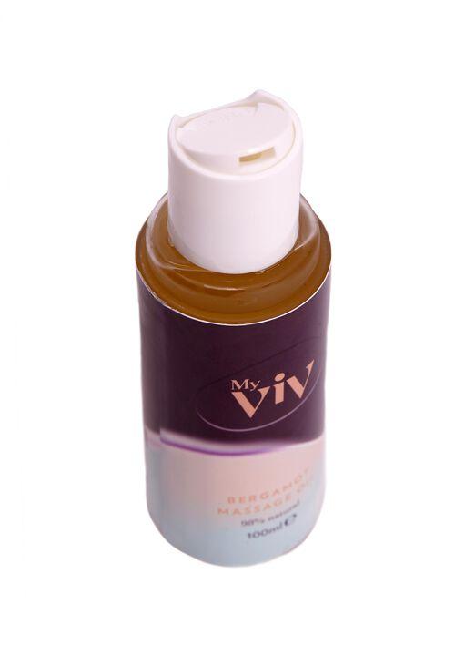 My Viv Massage Oil Bergamot image number 1.0