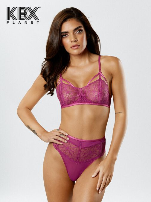 Knickerbox Planet - The Desirable Non Padded Bra image number 5.0