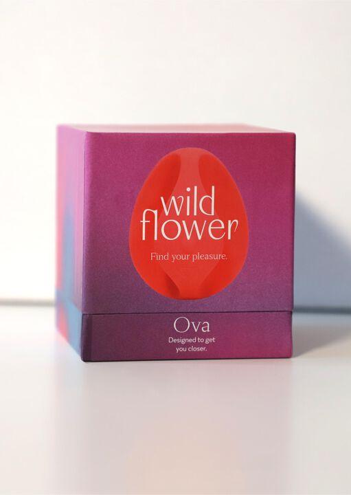 Wild Flower Ova Vibrator image number 5.0