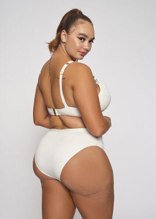 Rimini High Waisted Bikini Bottom image number 3.0