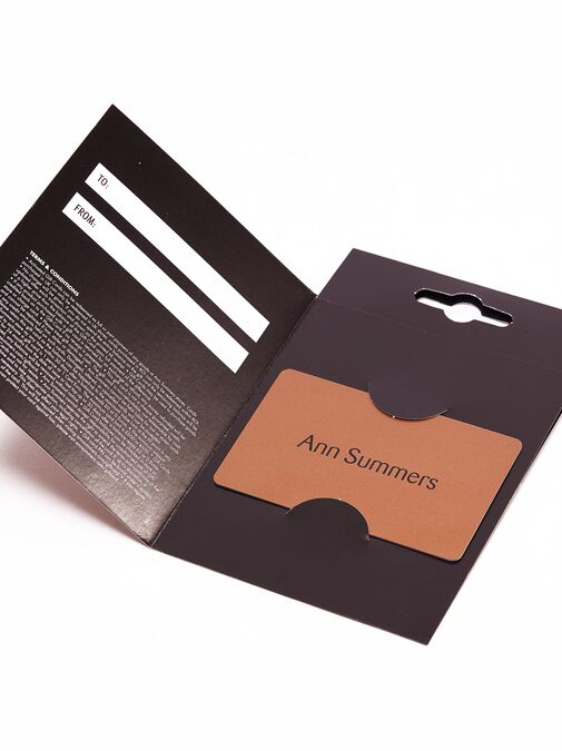 Ann Summers £10 Gift Card image number 2.0