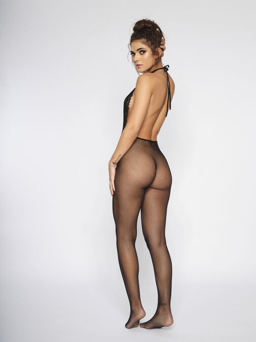 The Dream Girl Crotchless Bodystocking image number 1.0