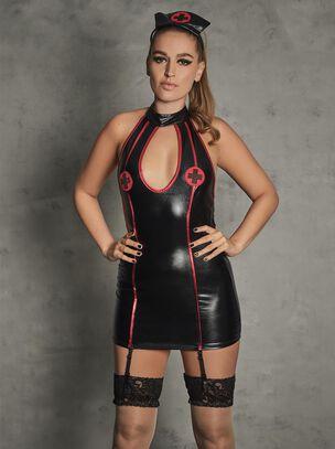 Seductive Nurse Outfit