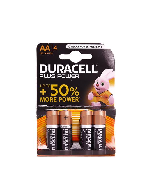 Duracell+AA 4 Pack image number 2.0