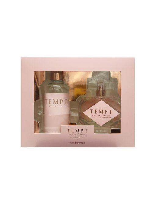 Tempt 100Ml Perfume Gift Set image number 1.0