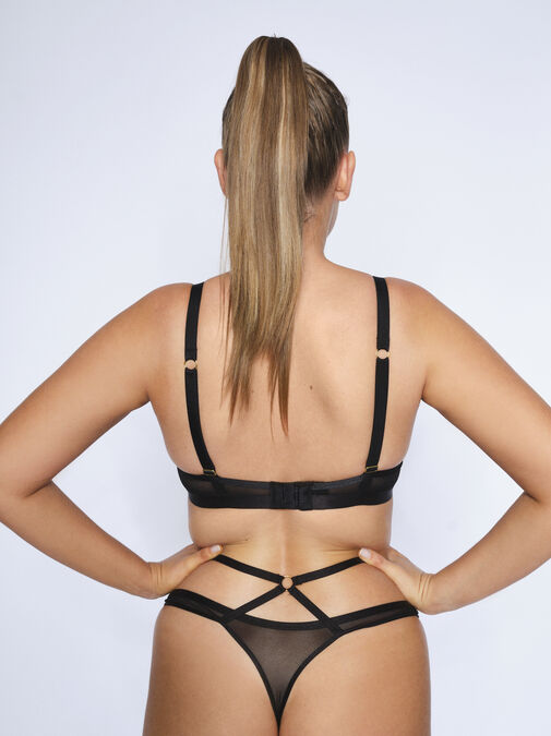 The Liberated Non Padded Bra image number 3.0