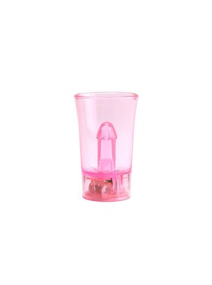 Light Up Willy Shot Glass