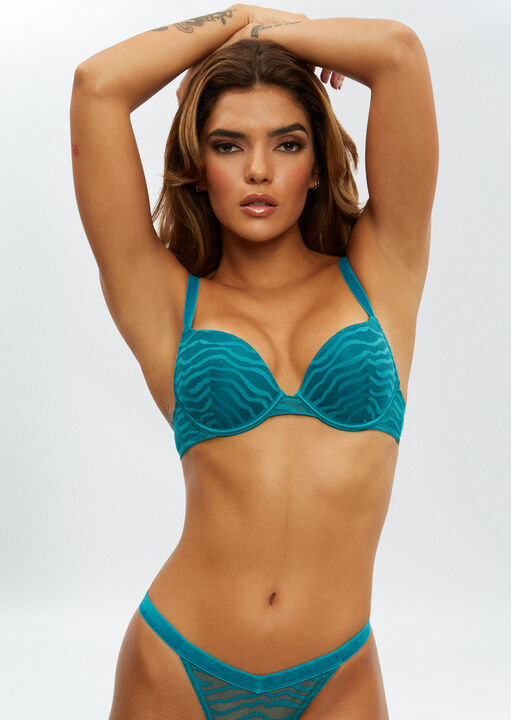 The Entity Plunge Bra image number 2.0