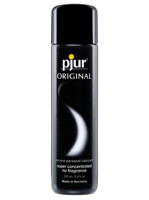 Pjur Original Silicone Lube 100ml image number 0.0