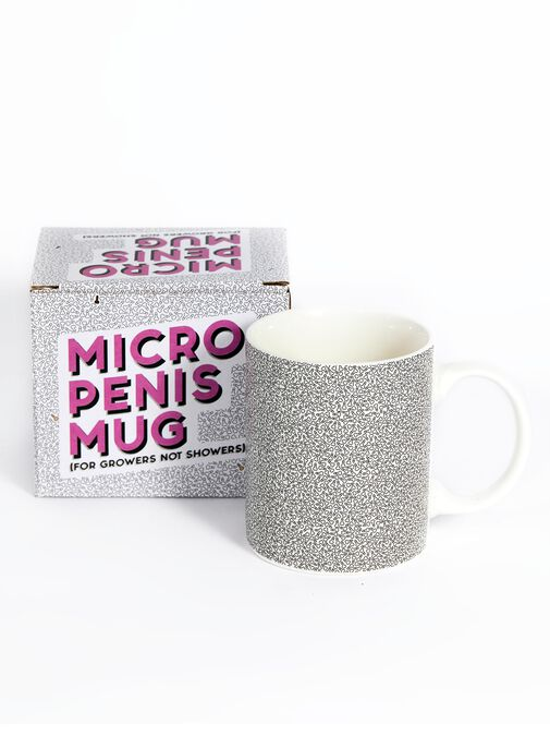 Micro Penis Mug image number 3.0