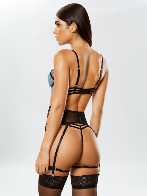 Leila Suspender Belt image number 2.0