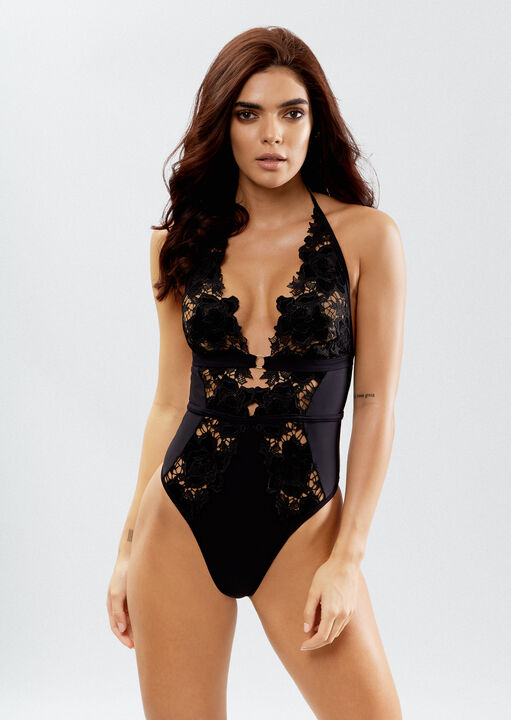 The Dark Heart Swimsuit image number 0.0