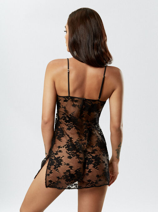 The Dark Hours Chemise image number 1.0