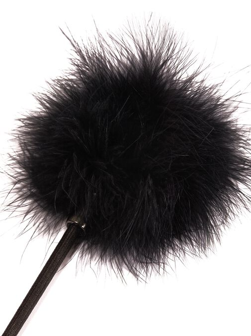 Two Ended Feather Tickler Whip image number 3.0