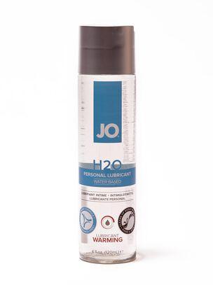 System JO H2O Warming Lube 120ml
