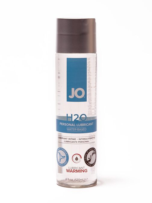 System JO H2O Warming Lube 120ml image number 0.0