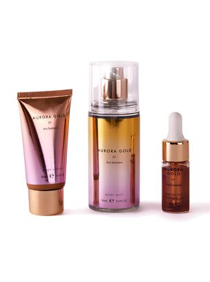 Aurora Gold Body Care Mini Gift Set