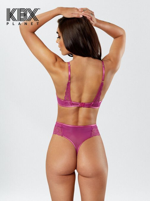 Knickerbox Planet -The Desirable High Waisted Thong image number 4.0