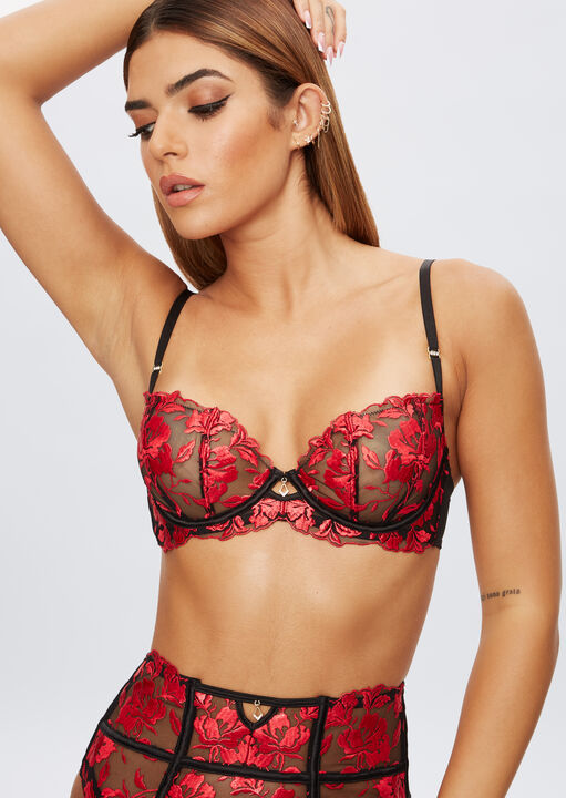 The Hero Non Padded Bra image number 4.0