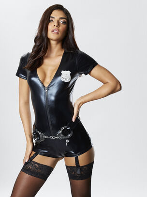 Arrest Me Officer Outfit