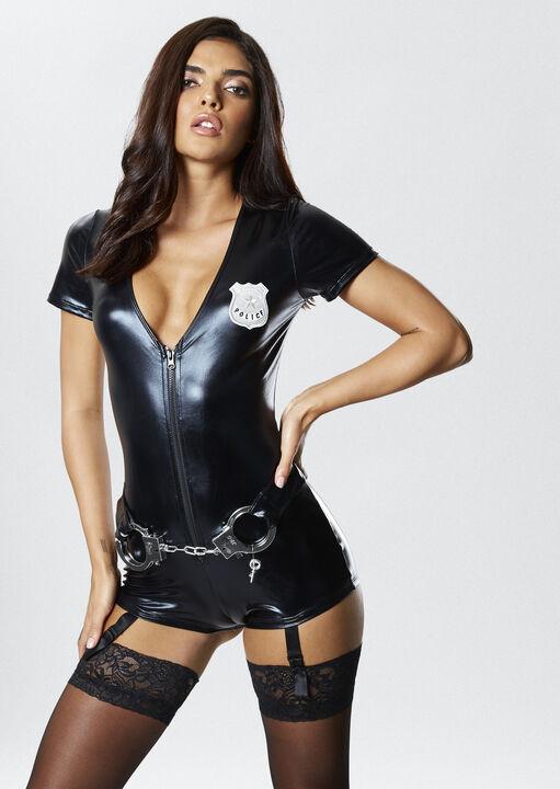 Arrest Me Officer Outfit image number 1.0
